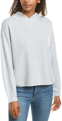 ATM Anthony Thomas Melillo Hooded Wool-Blend Sweater