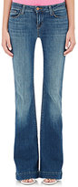 J Brand Women's Another Love Story Mid-Rise Flare Jeans