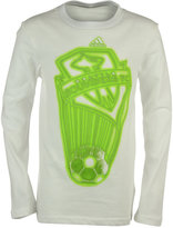 adidas Boys' Long-Sleeve Seattle Sounders FC Translucent T-Shirt