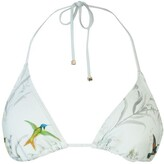 Ted Baker Ted Fortune Triangle Bikini Top Womens