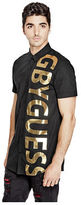 G by Guess GByGUESS Men's Aventile Logo Shirt