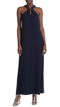 Trina Turk Explorer Halter Dress