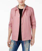 American Rag Men's Solid Coaches Jacket, Only at Macy's