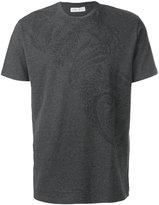 Etro paisley pattern T-shirt - men - Cotton - S