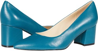 Nine West Tves Pump (Green) Women's Shoes