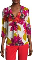 Trina Turk Women's Nanette Silk Top