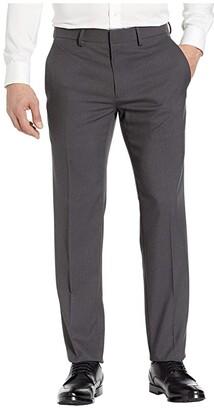 Kenneth Cole Reaction Performance Tech Slim Fit Dress Pants (String) Men's Casual Pants