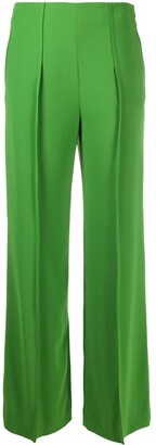 Kenzo Pintuck Detail Trousers