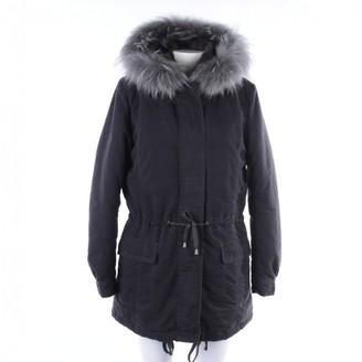 N. Iq+ Berlin \N Grey Cotton Jackets