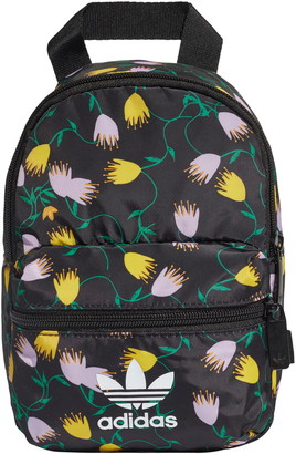 adidas Floral Print Convertible Mini Backpack