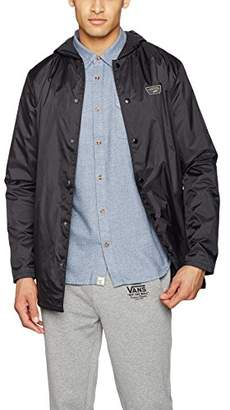 Vans Vans_Apparel Men's Turnstall Parka Jacket,Large