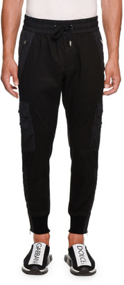 Dolce & Gabbana Men's Cargo Pants