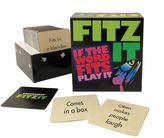 Fit-Z Fitz It Party Card Game by Gamewright