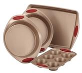 Rachael Ray Cucina Non-Stick Bakeware Set (4 PC)
