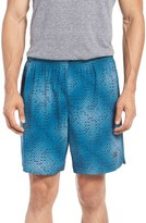 New Balance 'Shift' Athletic Fit Print Training Shorts