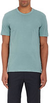 James Perse Men's Crewneck T-Shirt-RED