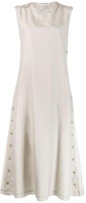 Cherevichkiotvichki side button dress