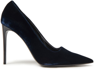 Stella McCartney Velvet Pumps
