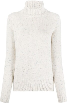 Fedeli High Neck Cashmere Jumper