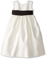 Us Angels Sleeveless Satin Dress (Toddler)