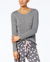 Alfani Scoop-Neck Pajama Top, Created for Macy's