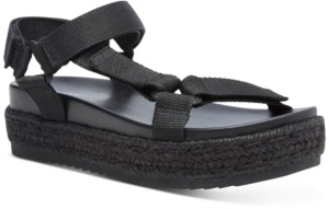 Madden-Girl Cambridge Flatform Sandals