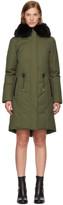 Mackage Green Down Enia Jacket