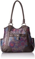 Rosetti Finders Keepers Four Poster Tote Bag