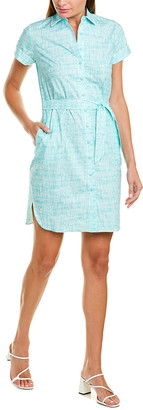 Leggiadro Belted Shirtdress