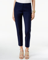 MICHAEL Michael Kors Cropped Cigarette Pants
