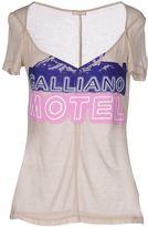 Galliano T-shirts - Item 37903983