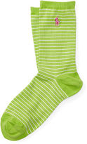 Polo Ralph Lauren Striped Stretch Trouser Socks