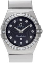 Omega 2010 pre-owned Constellation 25mm