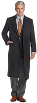 Brooks Brothers Golden Fleece® BrooksStorm® Westbury Cashmere Overcoat
