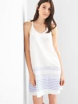 Gap DreamWell cami sleep dress