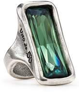 Uno de 50 Aurora Borealis Ring