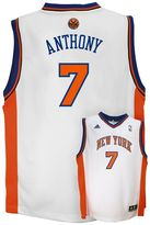 adidas Boys 8-20 New York Knicks Carmelo Anthony NBA Replica Jersey