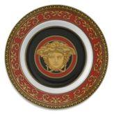 Versace Medusa Red Bread & Butter Plate