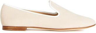Giuseppe Zanotti Dalilia logo loafers