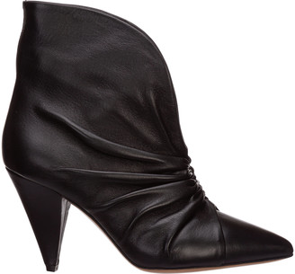 Isabel Marant Lasteen Heeled Ankle Boots