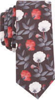Bar III Men's Melody Floral Slim Tie, Only at Macy's