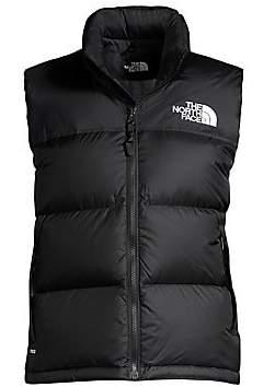 The North Face Women's 1996 Retro Nuptse Relax-Fit Nylon Down Puffer Vest
