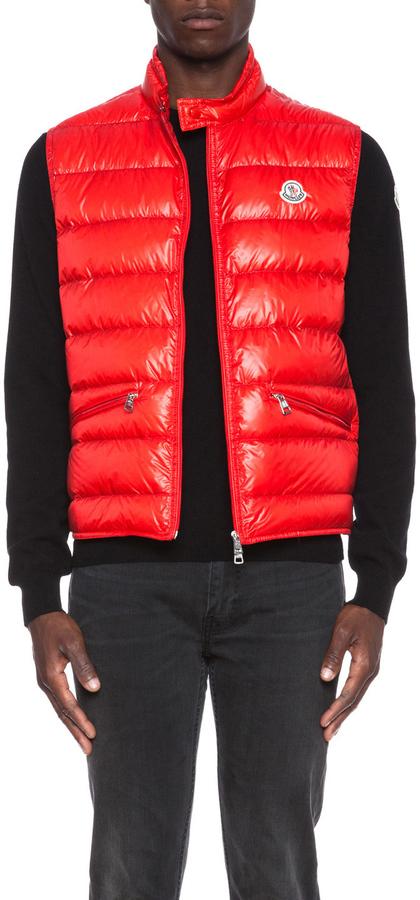 Moncler Gui Polyamide Jacket
