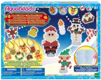 Aqua beads Advent Calendar