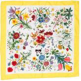 Gucci Flora Multicolor Scarf
