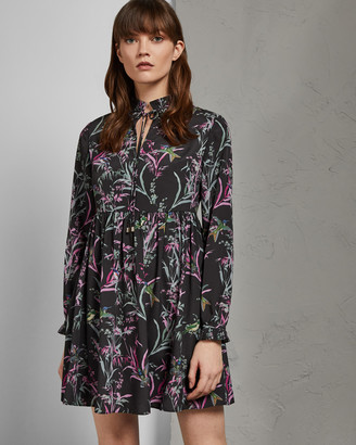 Ted Baker DUCLIN Fortune mini shirt dress