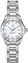 Tag Heuer Ladies Aquaracer Stainless Steel Watch