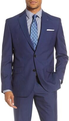 Ted Baker Jarrow Notch Collar Trim Fit Jacket
