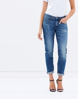 G Star Arc 3D Sport Low Boyfriend Jeans