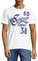 Superdry Cali Tails Printed Cotton Tee